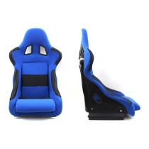 Sport, verseny ülés RICO anyagú Kék